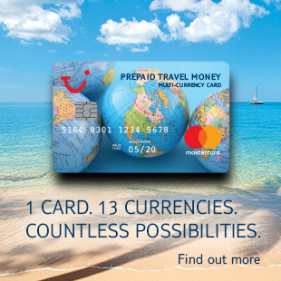 Oz forex travel card